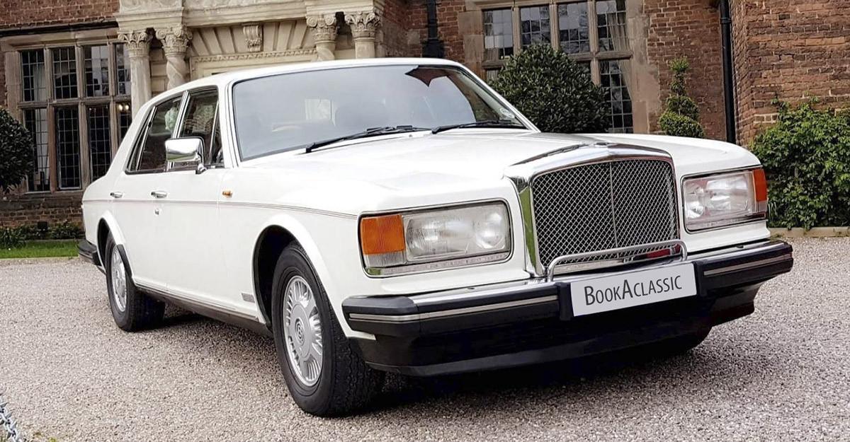 Bentley Eight Hire Birmingham