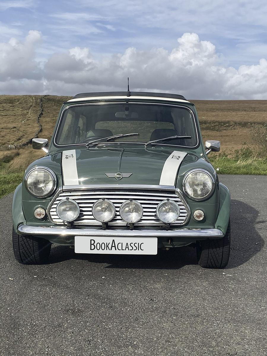 Rover Mini Cooper Hire Bolton