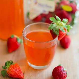 #FLStrawberry Detox Vinegar Drink #SundaySupper.