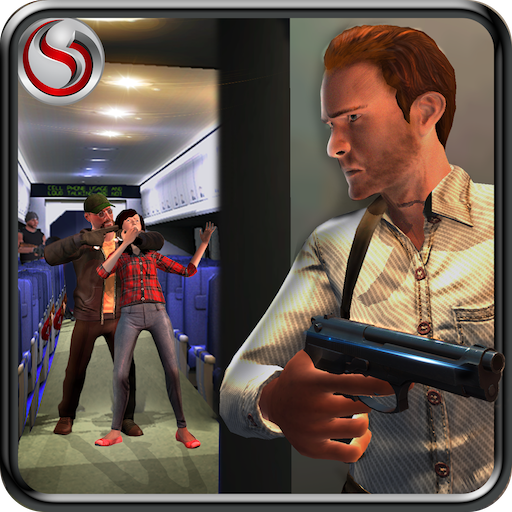 Subway Crime Rescue Mission 3D