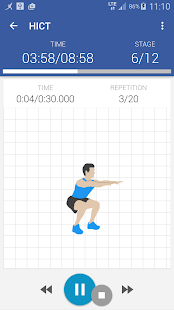Home workouts- screenshot thumbnail