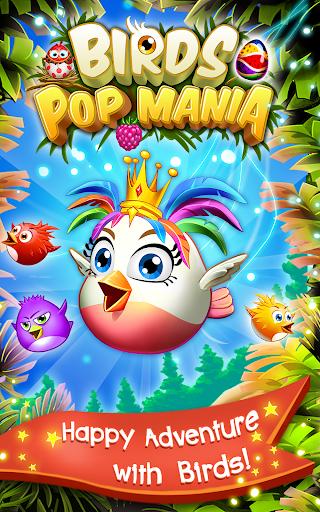 Birds Pop Mania: Match 3 Games Free android2mod screenshots 12