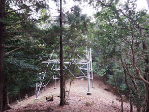 高圧鉄塔を越えて