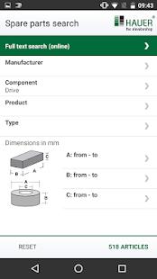 The Elevatorshop App - náhled