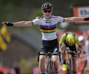 Petje af voor Anna van der Breggen en toch is er hoop voor concurrentie