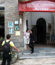 Photo: Our Hostel in Shanghai