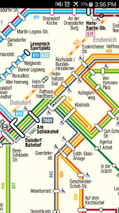 Bonn Metro Map Android Apps on Google Play