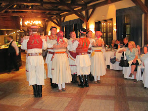 Photo: #eden14 Conference Dinner with traditional local music and dance 2