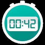 Floating Stopwatch, free multitasking timer Icon