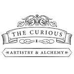 Logo for The Curious Artistry & Alchemy Café