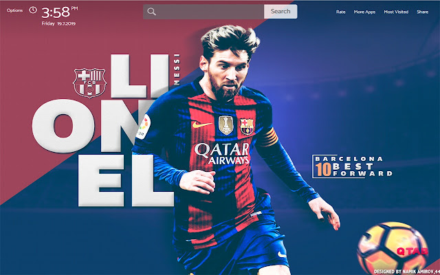 Messi Wallpapers Hd Theme