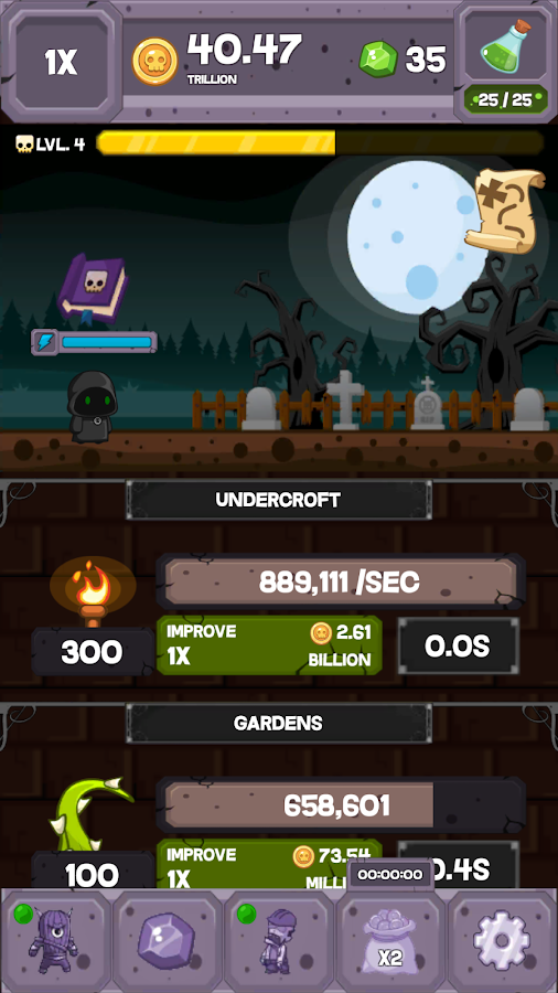 Undead Tycoon- screenshot