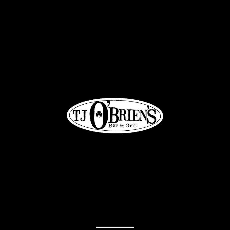 Logo for TJ O'Brien's Bar & Grill