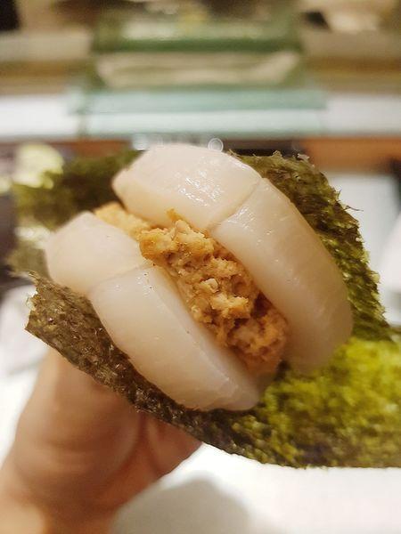 大安區.日本料理|德壽司-位於市民大道上無菜單日本料理