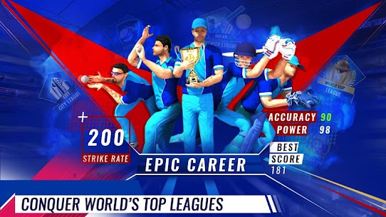 Epic Cricket – Best Cricket Simulator 3D Game App Download For Android 4