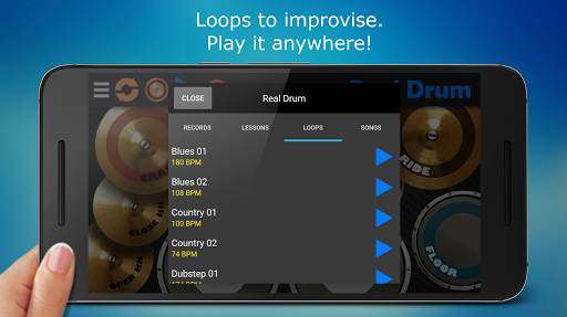 Real Drum - The Best Drum Pads Simulator screenshot 5