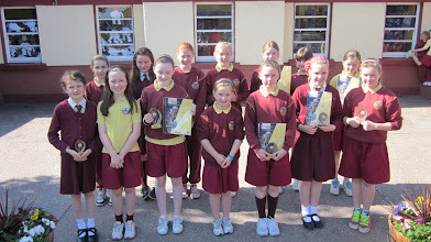 Photo: Local History Project          Fifth and Sixth Class