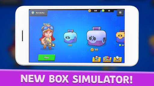 Boxes Simulator for Brawl Stars 0.02a screenshots 1