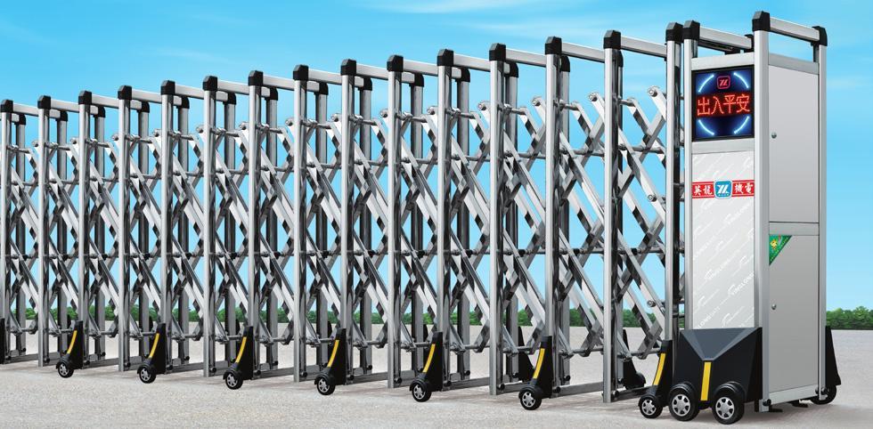 Điểm khác biệt của những chiếc cổng xếp inox 304