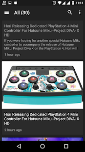 News for Vocaloid & UTAU- screenshot thumbnail