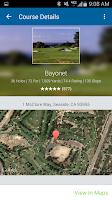 Screenshot of GolfNow – GPS Rangefinder