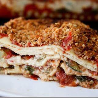 Ultimate Vegan Lasagna.