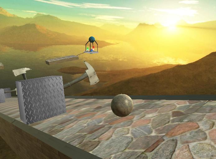 Balance Ball screenshot 1