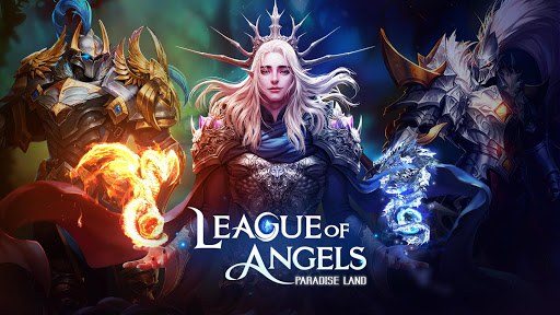 Apk 3d Wallpaper League Of Angels Paradise Land Game Android Apk By