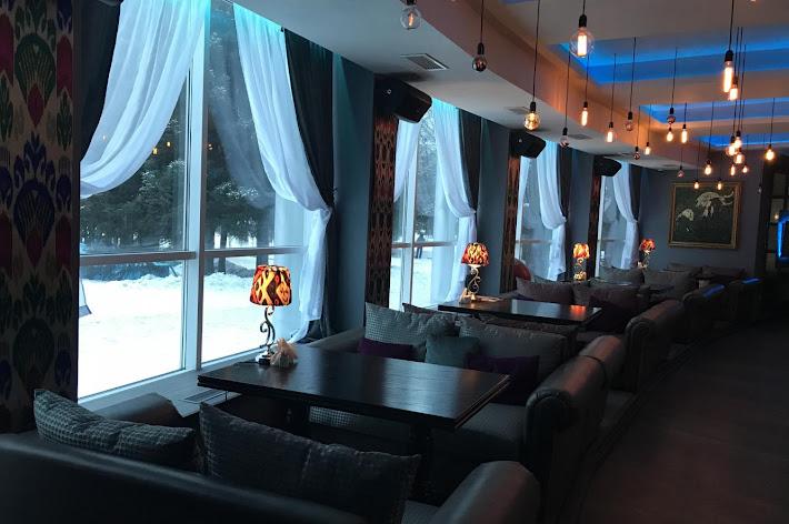 Фото №8 зала Ресторанный комплекс Быханов