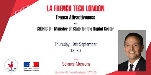 France Attractiveness - Sept.2019 - Cedric O