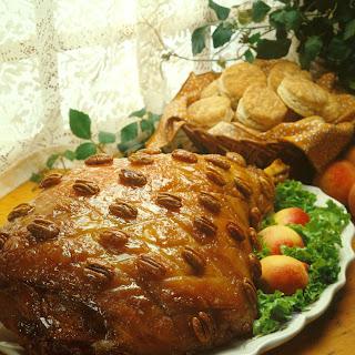Peach-Glazed Country Ham Recipe