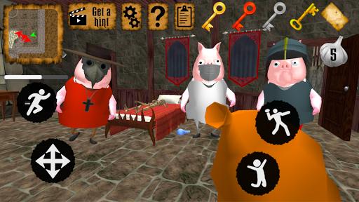 Piggy Doctor Neighbor Escape apkmr screenshots 4
