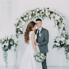 Wedding photographer Anastasiya Belousova (belousovaa). Photo of 20.10.2018