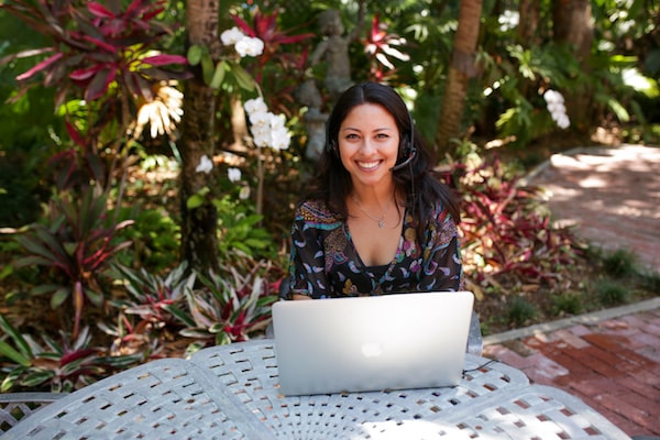 AnswerConnect virtual receptionist Marilyn Orlando