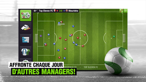 Top Eleven 2018 - Manager de Football  captures d'écran 4