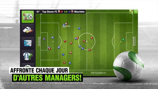 Top Eleven 2018 - Manager de Football  screenshots 5
