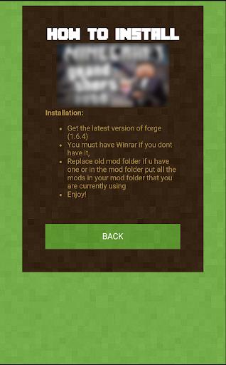 玩免費書籍APP|下載Mod & Skin GTA V for Minecraft app不用錢|硬是要APP
