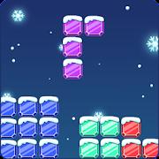 Winter Puzzle : Block Game