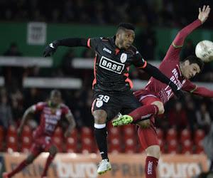 Le Standard abandonne deux points à Zulte Waregem en fin de match (1-1)