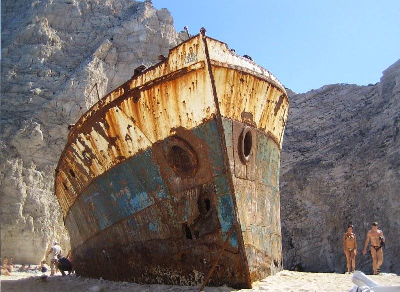 Бухта Навагио