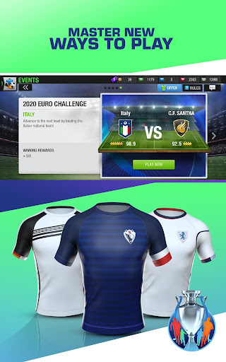 Top Eleven 2020 -  Be a soccer manager 10.3.1 screenshots 9