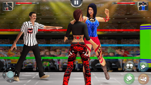 Women Wrestling Fight Revolution: Fighting Games 2.8 screenshots 6