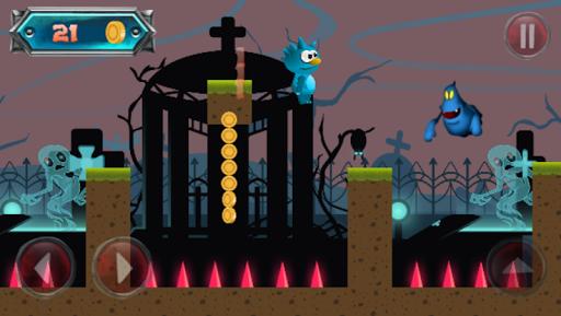 Télécharger Gratuit Blue monster adventure mod apk screenshots 5