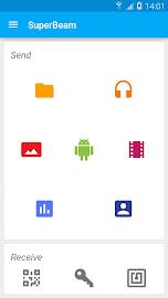 SuperBeam | WiFi Direct Share Screenshot 8