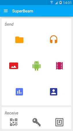 SuperBeam | WiFi Direct Share 4.1.3 screenshot 28152