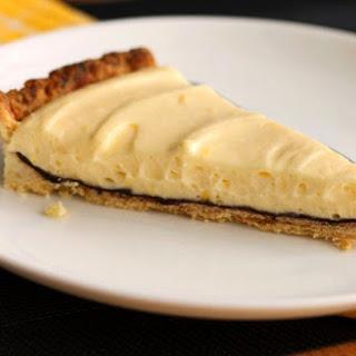 Creamy White Chocolate Lemon Curd Tart