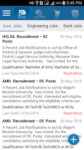 Free Jobs News Government jobs- screenshot thumbnail