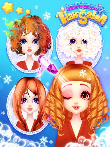 Ice Princess Hair Salon for PC