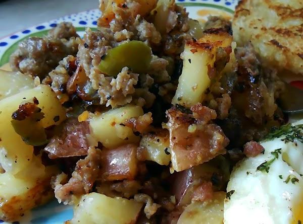 Sausage Potato Hash Recipe