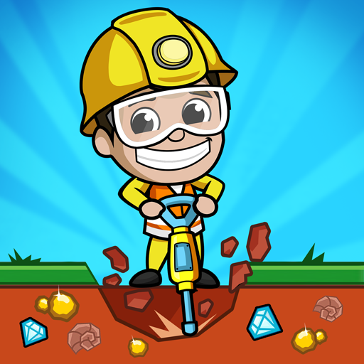 Idle Miner Tycoon - Manager de Mine Icon